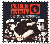 Public Enemy - Most Of My Heroes Still Don't Appear On No Stamp (2012) [FLAC (tracks + .cue)]