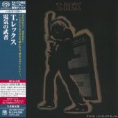 T. Rex - Electric Warrior (1971/2011)  [FLAC (tracks)]