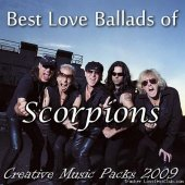 Scorpions - Best Love Ballads (2009) [FLAC (image + .cue)]