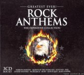 VA - Greatest Ever! Rock Anthems: The Definitive Collection (2011) [FLAC (tracks + .cue)]