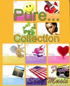 VA - Pure... Collection (A Sony Series) (2010-2014) [FLAC (tracks), (tracks + .cue)]