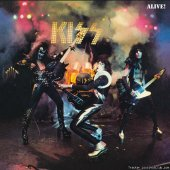 Kiss - Alive! (1975/2014) [FLAC (tracks)]