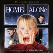 John Williams – Home Alone (25th Anniversary Limited Edition) (1990/2015) [FLAC (tracks + .cue)]