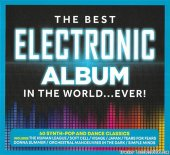 VA - The Best Electronic Album In The World... Ever! (2019) [FLAC (tracks + .cue)]