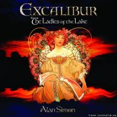 Alan Simon - Excalibur: The Ladies Of The Lake (2018) [FLAC (tracks)]