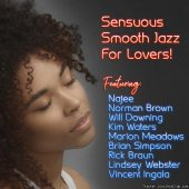 VA - Sensuous Smooth Jazz For Lovers (2019) [FLAC (tracks)]