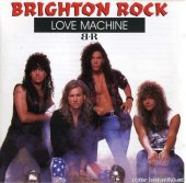 Brighton Rock - Love Machine (1991) [FLAC (image + .cue)]