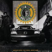 Pete Rock & C.L. Smooth - Mecca And The Soul Brother (1992) [FLAC (tracks)]