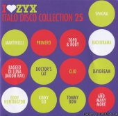 VA - I Love ZYX Italo Disco Collection 25 (2018) [FLAC (tracks + .cue)]